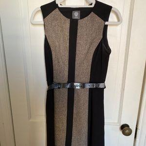 Vince Camuto Dress w/ Belt